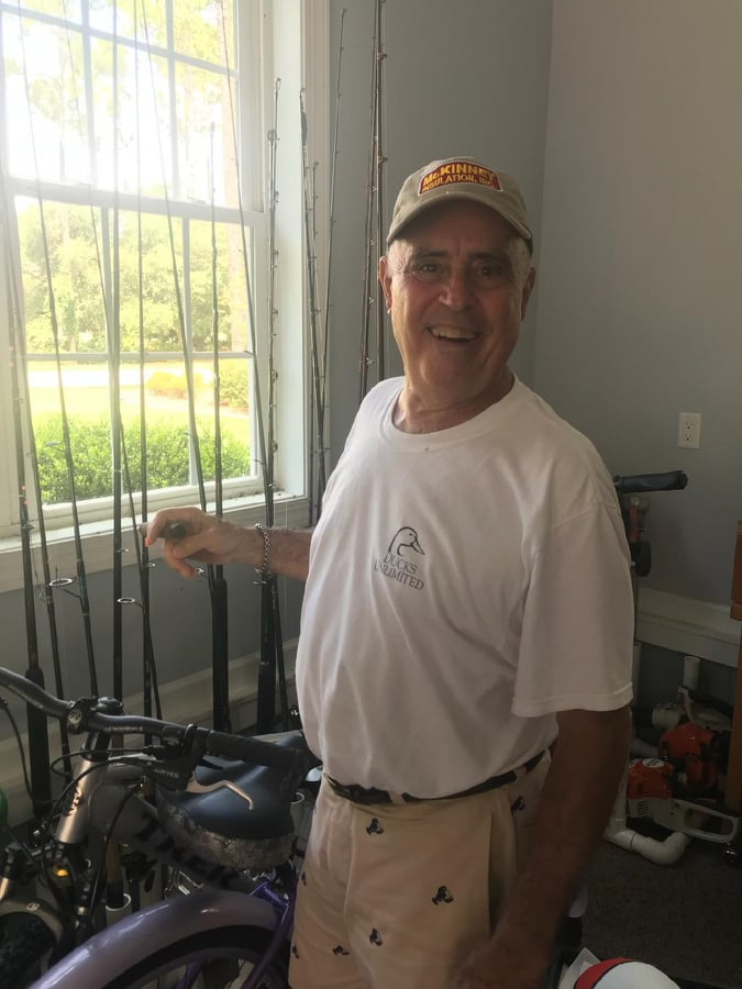 Tom Brancaccio in Southport, NC